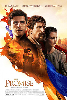 The Promise, movie, poster,
