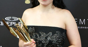 Emily Hampshire, actress, actor,