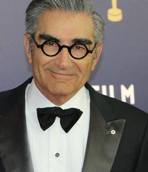 Eugene Levy, actor,