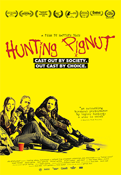 Hunting Pignut, movie, poster,