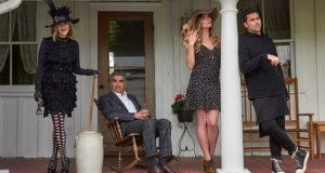 Schitt's Creek, tv series, cast,