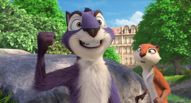 Will Arnett, Nut Job 2, image,