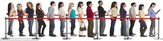 Get in Line!