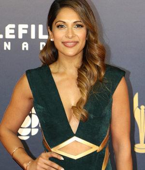 Sangita Patel, actress,