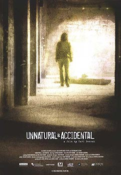 Unnatural & Accidental, movie, poster,