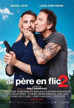 De père en flic 2, movie, poster,