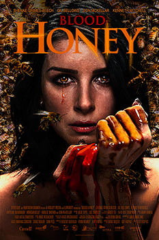 Blood Honey, movie, poster,
