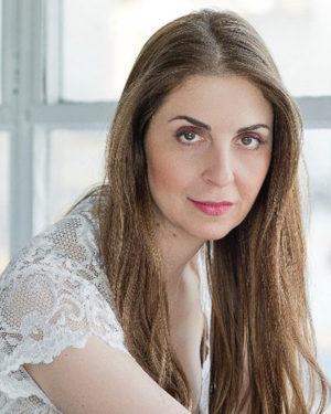 Ellen Dubin, actress,