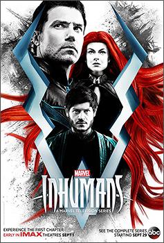 Inhumans, poster,