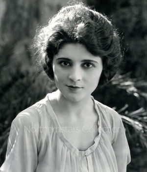 Claire Adams, actress,