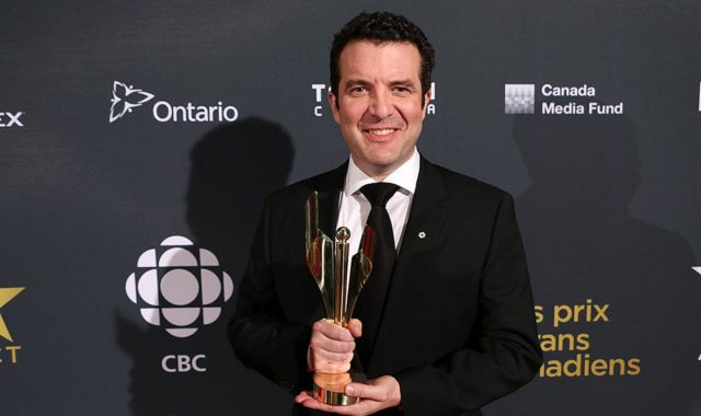 Rick Mercer Calls it Quits