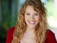 Tori Anderson, actress,