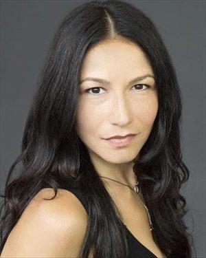 Tamara Podemski, actress,
