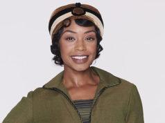Chantel Riley, actress,