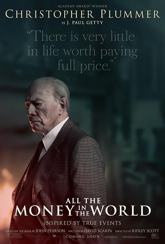 All The Money in the World – Trailer