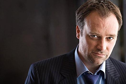 David Hewlett, actor,