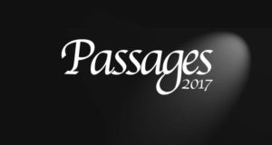 Passages, 2017,