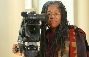 Sylvia Hamilton, film director,