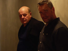 Michael Ironside in Berlin