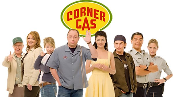 Corner Gas, cast, image,
