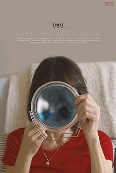 God Straightens Legs, movie, poster,