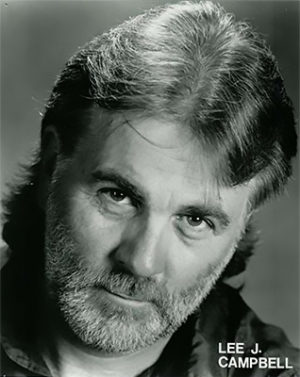 Lee J. Campbell, actor,