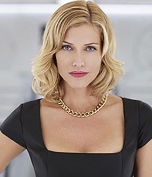 Tricia Helfer, actress,