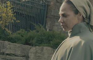 Amanda Brugel on The Handmaid's Tale, image,