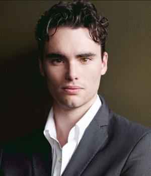 Benjamin Muir, actor,