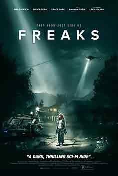 Freaks, movie, poster,