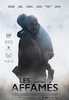 Les Affamés, movie, poster,