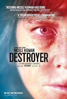 Destroyer, movie, poster,