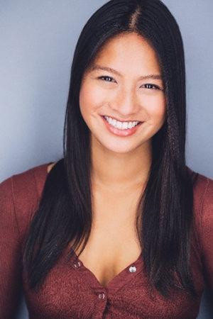 Kathy Huynh-Phan, actress,