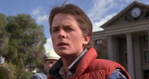 Back to the Future at Fan Expo 2018, image,
