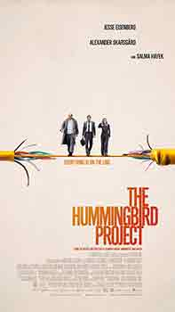 The Hummingbird Project, movie, poster,