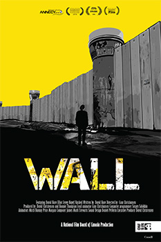 Wall, movie, poster,