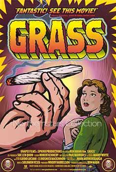 Grass, movie, poster,