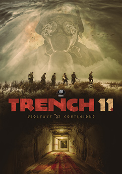 Trench 11, movie, poster,