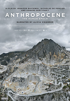 Anthropocene, movie, poster,