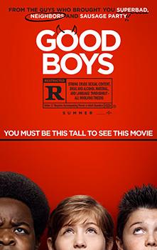 Good Boys, movie, poster,