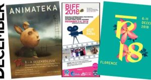 December 2018 Film Festivals, image,