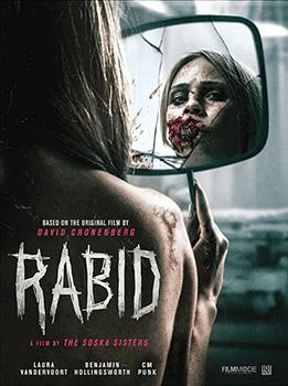 Rabid, 2018, movie, poster,