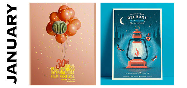 January 2019 Film Festivals