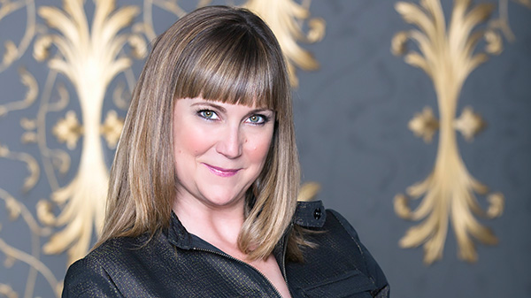 Jennifer Whalen, actress,