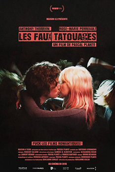 Les Faux Tatouages, movie, poster,