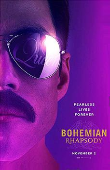 Bohemian Rhapsody, movie, poster,