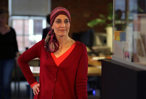 Stacey Iseman, actress,