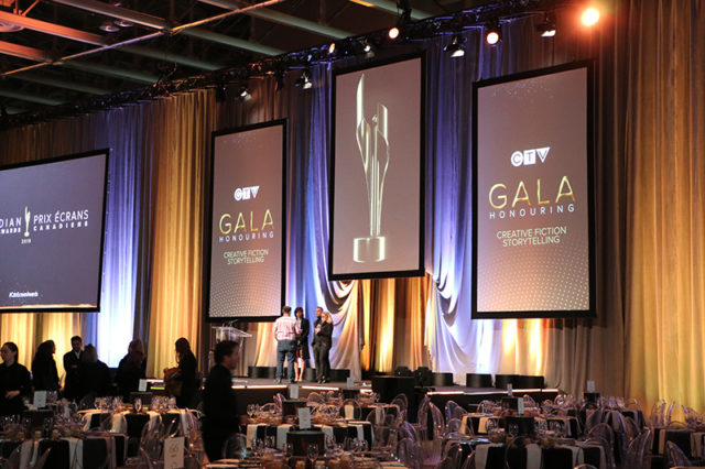 TV Stars Shine for the Canadian Screen Awards, image,
