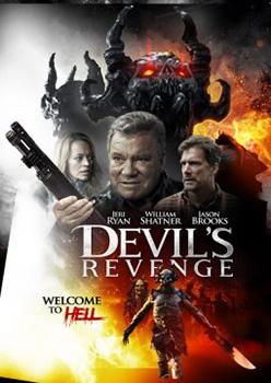 William Shatner, Devil's Revenge, movie, poster,