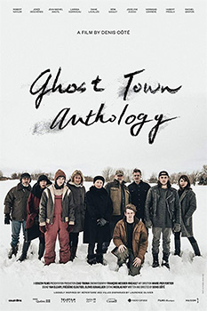 Ghost Town Anthology, movie, poster,